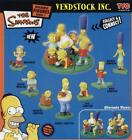 7 RETIRED SIMPSONS NEW BUILDABLE MINI FIGURES CAKE TOPPERS CONNECT YOU PICK ONE!