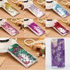 Glitter Stars Bling Dynamic Liquid Quicksand Case Cover For Apple iPhone 5/5S