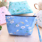 Women Makeup Cosmetic Toiletry Pen Zipper Travel Organizer Case Bag Pouch AU47