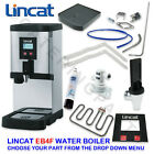 LINCAT EB4F 4.5kW AUTOMATIC FILL HOT WATER BOILER SPARE PARTS - CHOOSE FROM LIST