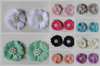 Baby Girl Hair Clips Women Toddler Hairpin Hair Accessories Photo Prop 1 Pair
