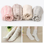 Japanese Ladies Girls Ankle High Loose Slouch Socks School