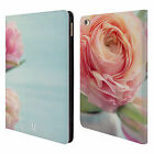HEAD CASE DESIGNS FLOWERS LEATHER BOOK WALLET CASE COVER FOR APPLE iPAD