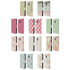 Head Case Designs French Country Patterns Leather Book Case For Motorola Phones