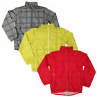 NIKE JUNIOR WIND PROOF TOP - NEW GOLF LONG SLEEVE ZIP JACKET BOYS GIRLS