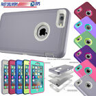 """Protective Cross Shockproof Hard Case Cover For Apple iPhone 6 6S 4.7/5.5"""" Plus"""