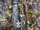 MOSSY OAK CAMOUFLAGE camo 100% cotton fabrics Break-up, Infinity, Forest Floor