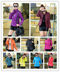 HOT SALE Winter Warm Down Jacket Slim Collar Parka Women Short Coat AU JR