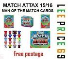 MATCH ATTAX 15/16 CHOOSE FROM ALL 60 MAN OF THE MATCH CARDS
