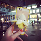 FD2967 Banana Protect Case Cover For Apple Iphone 6 6 plus 4.7 5.5 Mobile Phone
