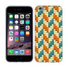 HEAD CASE WOVEN PAPER PATTERNS SOFT GEL CASE FOR APPLE iPHONE 6S