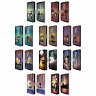 HEAD CASE DESIGNS AGLOW WITH LOVE LEATHER BOOK WALLET CASE COVER FOR LG PHONES 1