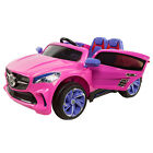 New 12V Battery Mercedes Style Electric Kids Ride On Car Parental Control MP3 New