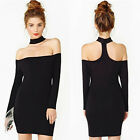 Sexy Women Summer Casual Off Shoulder Party Evening Cocktail Short Mini Dress