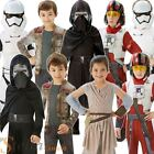 Kids Star Wars Costumes Force Awakens Halloween Fancy Dress Boys Girls Child £21.99 GBP