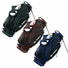 2015 Ben Sayers Deluxe Stand / Carry Golf Bag 14-Way Divider