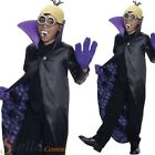 Boys Minion Dracula Despicable Me Halloween Fancy Dress Costume Child Outfit