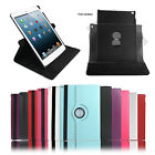 "For APPLE iPad Pro 12.9"" PU Leather 360 Degree Rotating Smart Stand Case Cover"