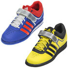 ADIDAS UNISEX POWERLIFT 2.0 WEIGHTLIFTING SHOES - NEW POWERLIFTING GYM TRAINERS