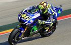 Valentino Rossi - Yamaha 2015 - A1/A2/A3/A4 Photo/Poster Print - Aragon #12