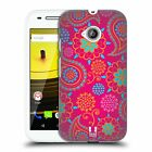 HEAD CASE DESIGNS PSYCHEDELIC PAISLEY CASE FOR MOTOROLA MOTO E (2nd GEN)