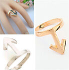 Vintage retro style arrow charm ring multipl choices