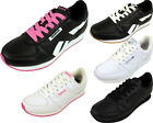 Womens Reebok Classic Royal CL Jogger Shoes Trainers Ladies Gym Shoe Trainer 3-8