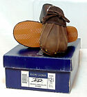 Ralph Lauren Ingrid Clog •Brn/Choc• Child size 11-11.5-12-12.5 only - NIB