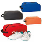 Coloured Sports Football Boot Walking Shoe Bag Storage Holdall for Footwear New