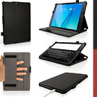 "PU Leather Folio Case for Samsung Galaxy Tab S2 9.7"" SM-T810 Flip Stand Cover"