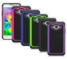 For Samsung Galaxy J2 Prime Case Hybrid Hard Soft Silicone Shockproof Back Cover
