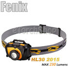 Fenix HL30 2015 Cree R5 & Red LED 230LM 7Mo AA Battery Rotatable Head Torch Lamp