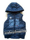Transport Company Winter Thick Padded Baby Boys Vest