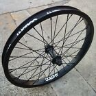 COLONY BMX BIKE PINTOUR FRONT OR REAR BICYCLE WHEEL BLACK CULT PRIMO ECLAT