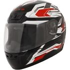 Z1R Phantom Frontier Helmet Red