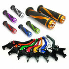 Various Color Clutch Brake Levers & Grips for BMW S1000R 2014 S1000RR 2010-2014