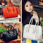 women PU Leather Shoulder Bag Handbag Shoulder Tote Crossbody Hobo Bag Purse