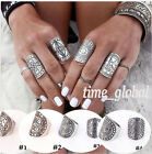 1Pc Vintage Fashion Elegant Women's Ring Classical Special Alloy Design Jewelry