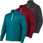 2015 Oakley Hydrolix Solid Fleece Sweater 1/4 Zip Mens Golf Pullover