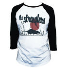 The Stranglers Baseball 3/4 Sleeve T-shirt New Wave Garage Punk Rock Shirt