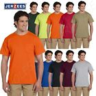 JERZEES Mens Heavyweight Blend 50/50 T Shirt with Pocket Tee S-XL R-29P