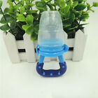 Fashion Baby Food Nipple Feeder Silicone Pacifier Fruits Feeding Tool Supplies