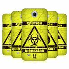 HEAD CASE DESIGNS HAZARD SYMBOLS HARD BACK CASE FOR HTC PHONES 3