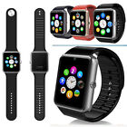 GT08 Smart Wrist Watch Phone Mate Bluetooth W/ Camera  For Android Samsung HTC