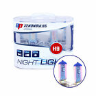 H9 Night Light Fog Light Bulbs - 12v Xenon +90% Brighter White AP v1