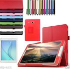 """Smart Flip Leather Stand Case Cover For Samsung Galaxy Tab E 9.6"""" SM-T560 T565"""