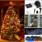 200 LED Solar String Lights Fairy Light Garden Tree Decoration Party Wedding