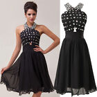 Short Masquerade Dresss Evening Party Formal Prom Ball Gown Bridesmaid Dresses