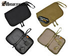 Military Airsoft Tactical Portable Handgun Carry Bag Pouch Coyote Brown/Black A
