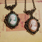 1pc Vintage Necklace Handmade Resin Necklaces Women's Sweater Necklace Jewelry
